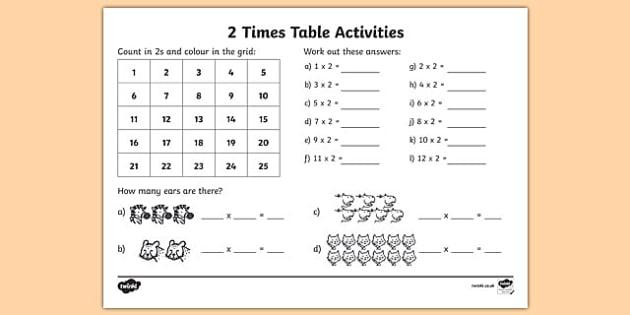 Math Worksheets By Standard 4