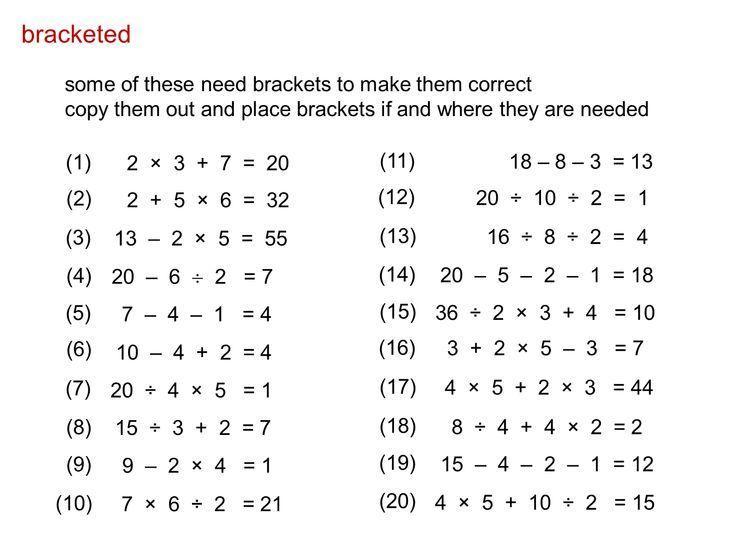 Math Worksheets Class 1 2