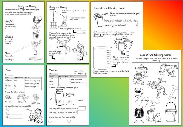 Math Worksheets For Grade 3 14