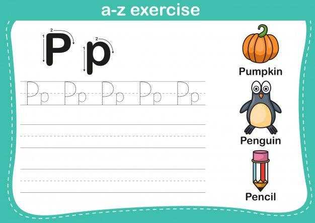 Preschool Alphabet Worksheets A-z 2