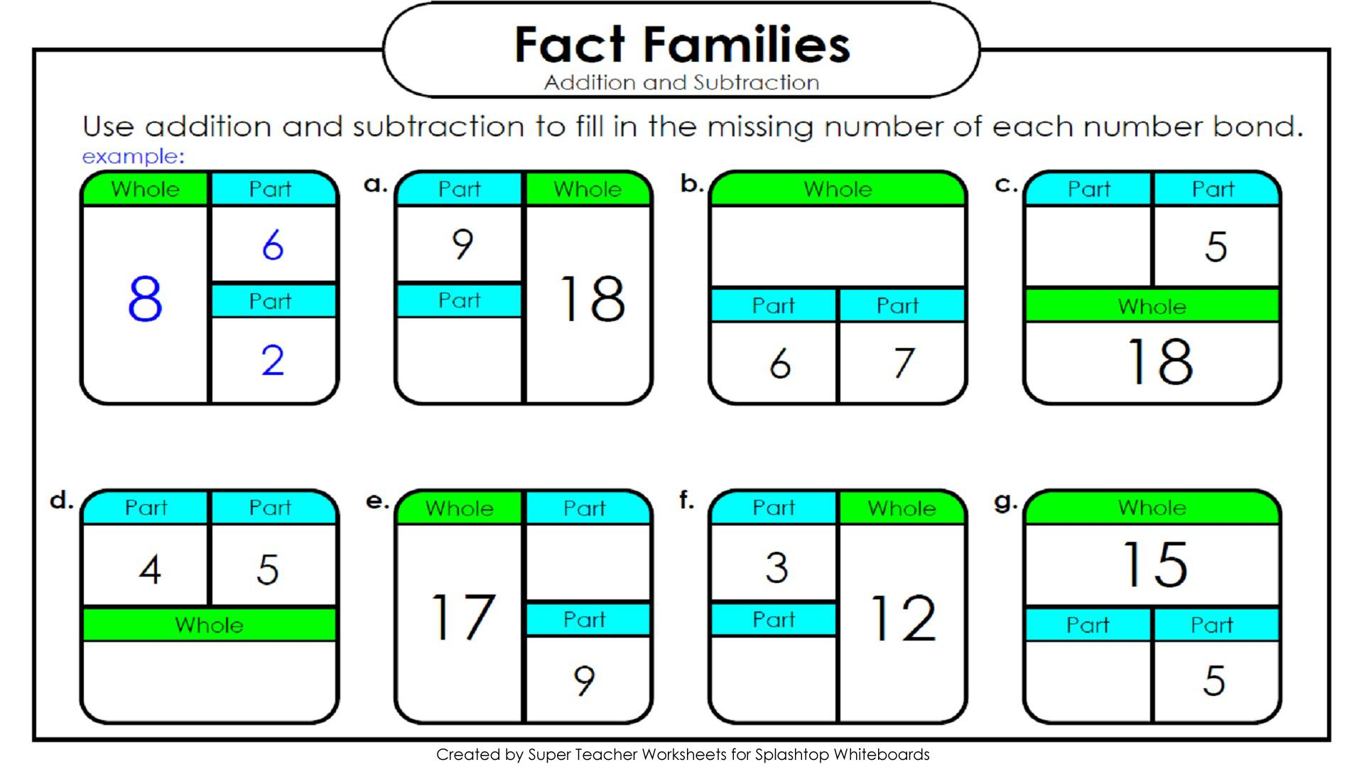 2nd Grade Math Worksheets Images