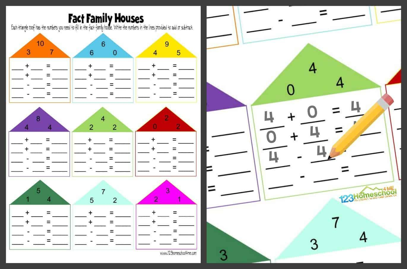 4th Grade Math Worksheets Images
