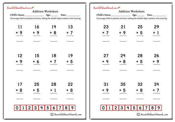 Math Worksheets Division And Multiplication 8