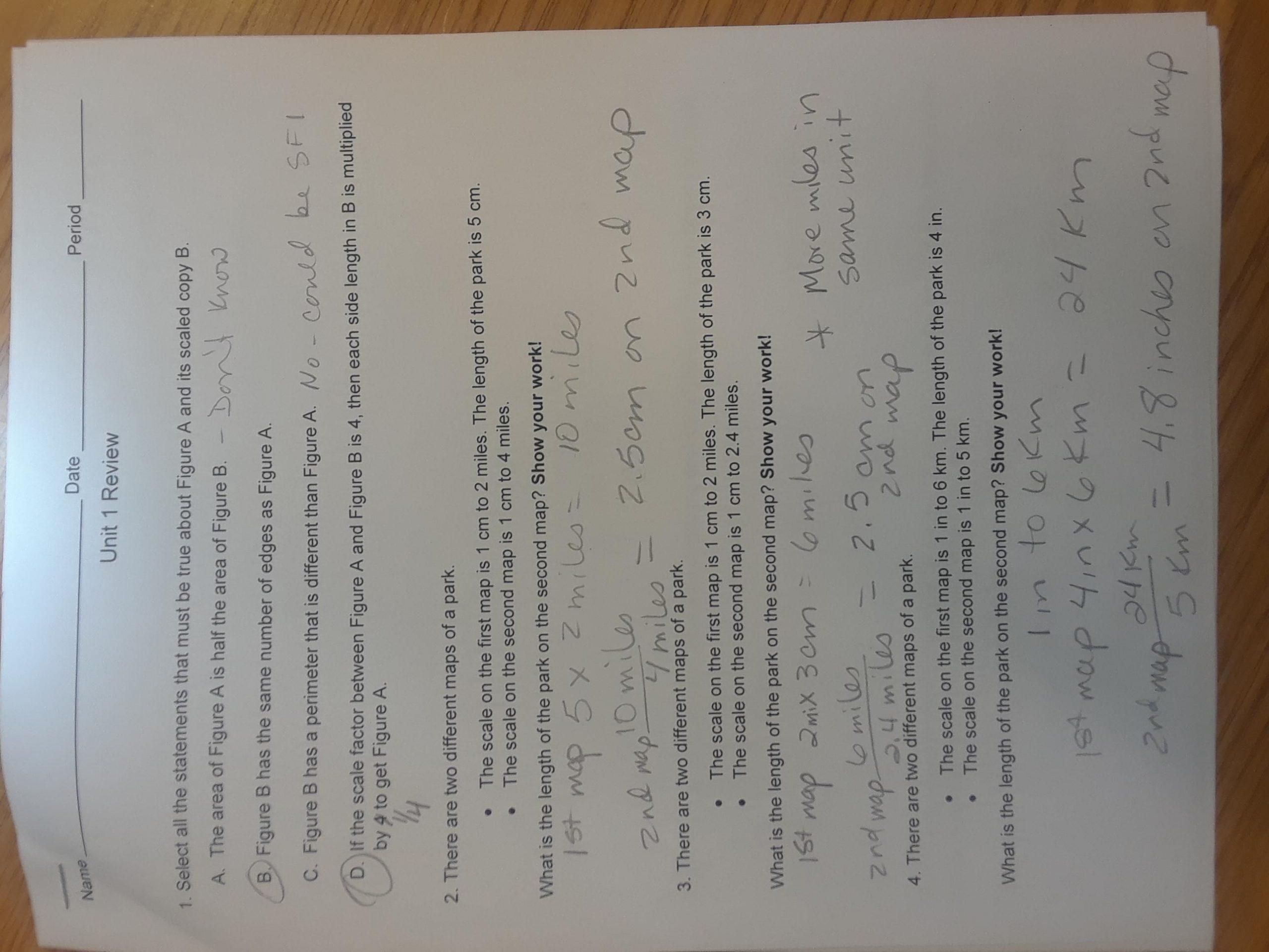Math Worksheets For Grade 4 2