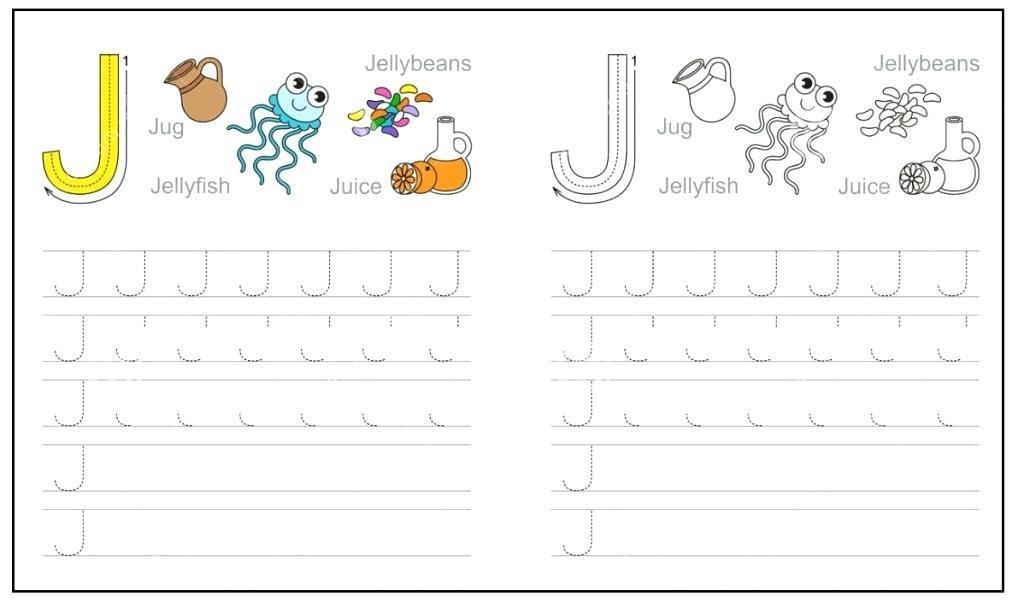 Math Worksheets For Jr Kg