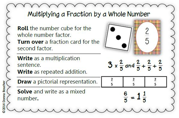 6th Grade Math Worksheets Multiplying Fractions