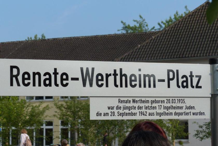 Renate-Wertheim-Platz