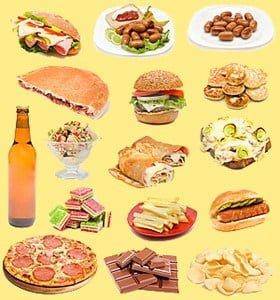 fuentes de colesterol