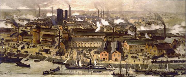 industrializacion