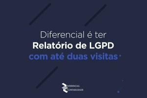 Read more about the article Diferencial é ter Relatório de LGPD com até duas visitas