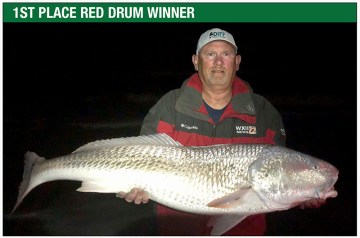 1st-Place Red Drum