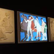 Gods in Color: Polychromy in the Ancient World @ the Legion of Honor Museum.