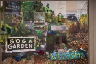 S.O.G.A Garden, U.C. Berkeley. Art by Five Ton Crane