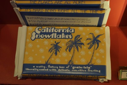 California Snowflakes by Mike Woolson.