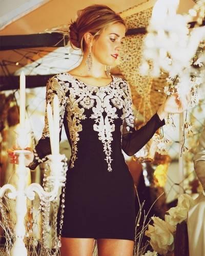 Платья на Новый год 2020: фото, выбор модного фасона