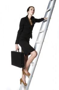 WOMAN corporateLADDER