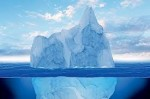 iceberg of women's issues