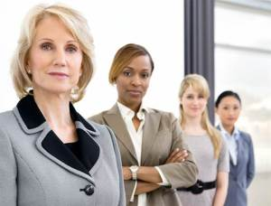 women in workplace