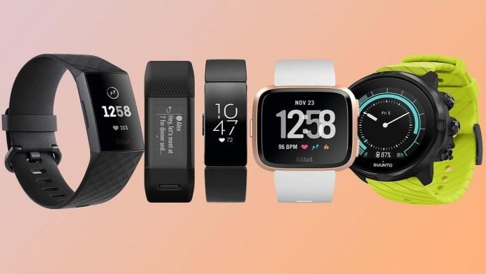 smartwatch vs fitness trackers