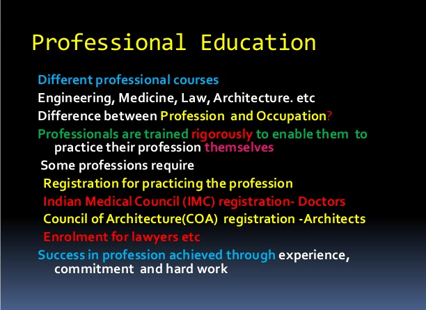 Difference between Occupation and Profession | Occupation vs. Profession