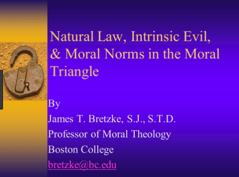 Difference between Legal and Moral Norms
