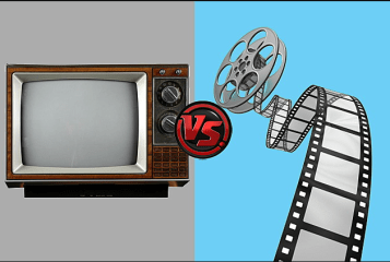 Difference between Movies and TV Series