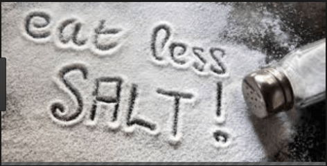 Difference between Salt and Sodium