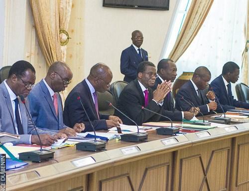 Compte rendu du Conseil des Ministres du mercredi 9 janvier 2019