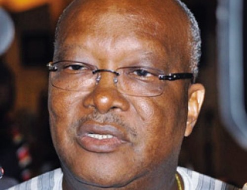 Burkina-Faso : Démission du Premier ministre, Paul Kaba Thieba, et de son gouvernement