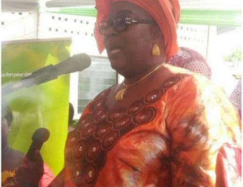 Sèmè-Podji donne sa parole à la Républicaine Adidjatou Mathys pour les législatives de 2019 au Bénin