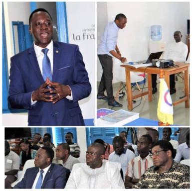 Togo – OIF : présentation de 3 publications sur le numérique, la cybersécurité et la cyberdéfense ainsi que les objectifs de développement durable (ODD)