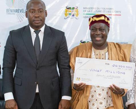 Culture – FESPACO 2017 : le Gouvernement honore le réalisateur béninois, Sylvestre Amoussou