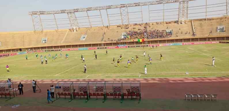 CAN U20 NIAMEY 2019 – Finale : Aiglons du Mali # Lionceaux du Sénégal