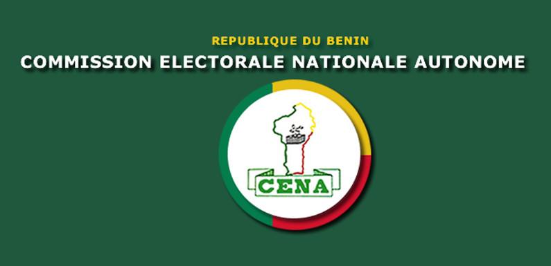 Législatives 2019 : la CENA publie le calendrier électoral tant attendu