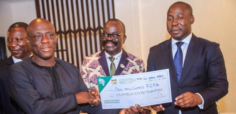 Fédération Béninoise de Football : le gouvernement subventionne les clubs à hauteur de 400 millions FCFA