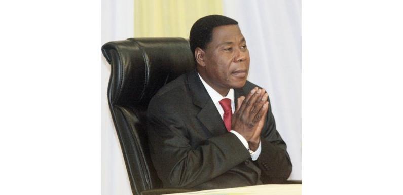 Message de condoléances de l'ancien président béninois, Boni Yayi à la suite du rappel à Dieu de l'archevêque Paul Kouassivi Vieira