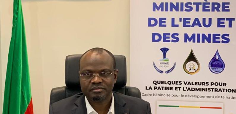 Message du Ministre de l'Eau et des Mines Samou Séidou Adambi à l'occasion de la journée internationale de l'eau