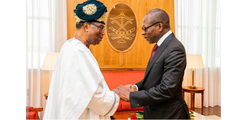 URGENT : Déclaration de l'ex-chef d'État béninois Nicéphore Soglo sur la crise actuelle de la démocratie au Bénin