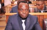 Boniface Yèhouétomè, premier questeur de l'Assemblée nationale