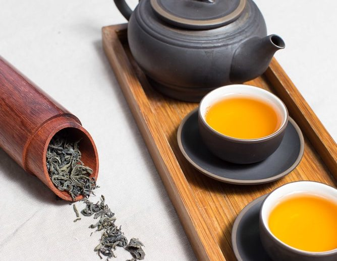 Philosophy in a Tea Cup: an ancient art of Japanese tea ceremony
