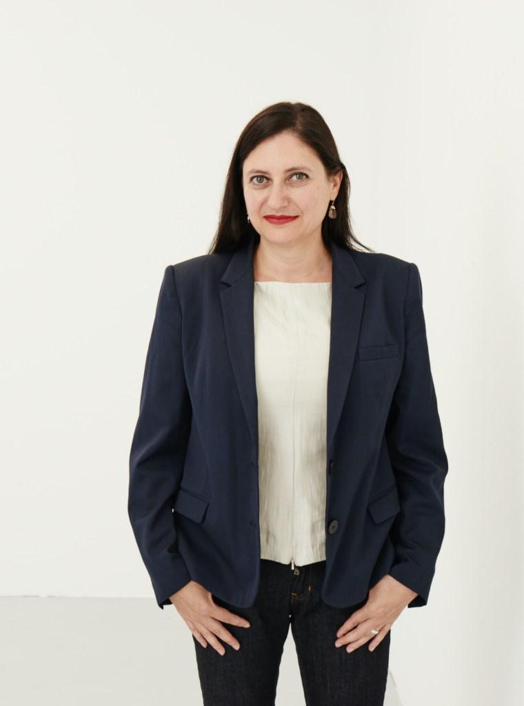 Andrea Hinteregger De Mayo specialist of Latin American art, Zurich based art curator
