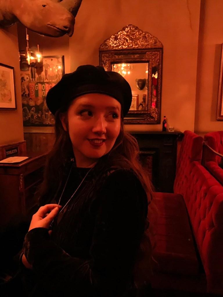 Jordana Belaiche, London based dramaturg and educator