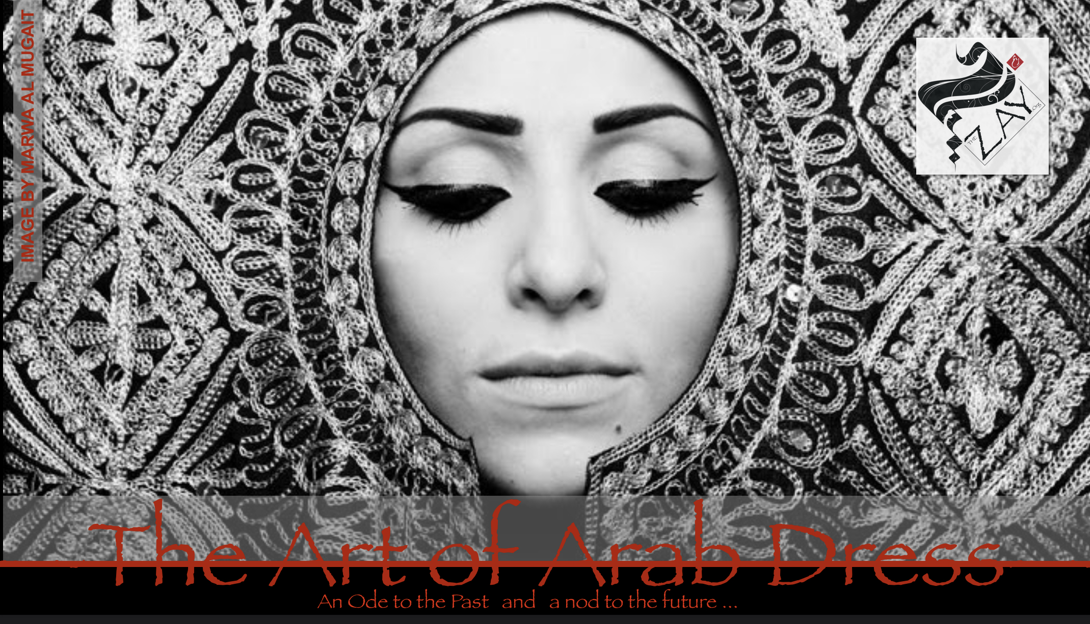 The Art of Arab Dress