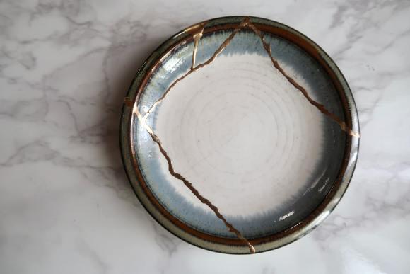 Japanese art of repair kintsugi