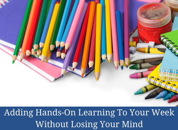 Adding Hands-On Learning To Your Week Without Losing Your Mind