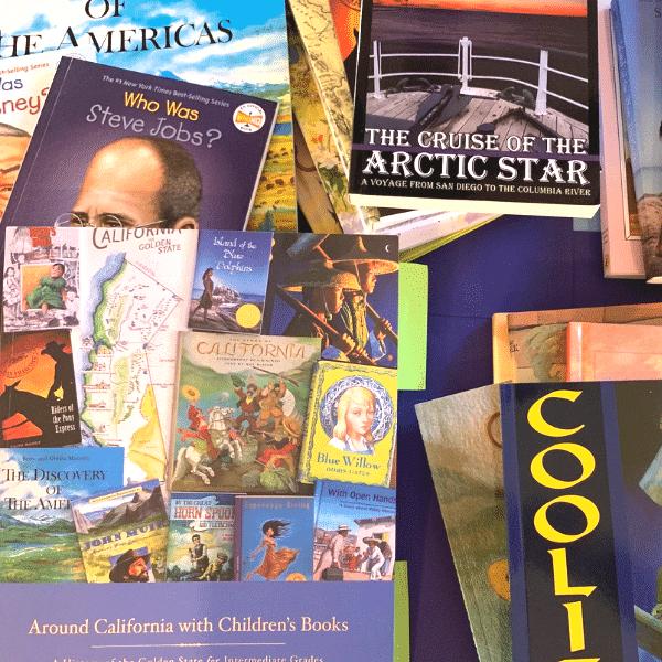 California History With Beautiful Feet Books