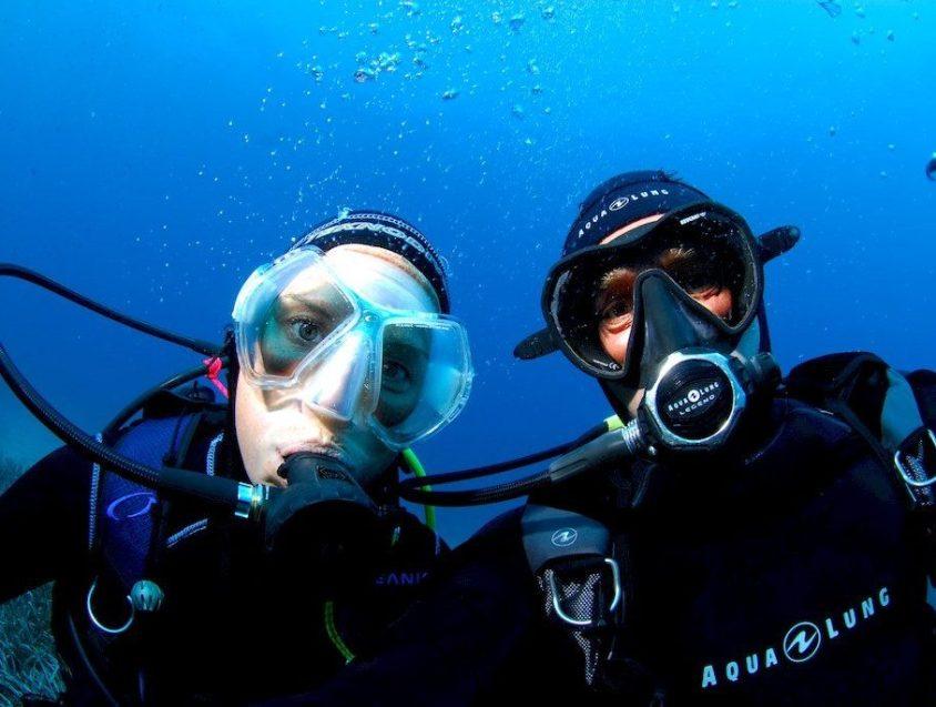 Comment la plongée fait naitre l'amitié