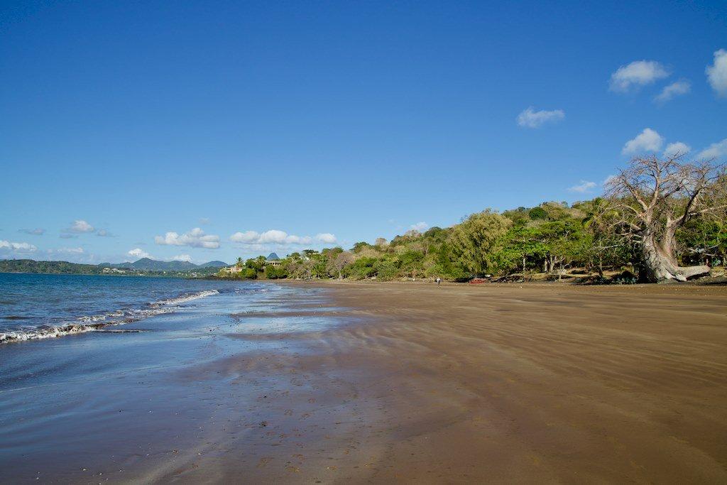 La plage de Sakouli