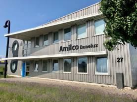 Les bureaux du distributeur de matériel de plongée Amilco en Hollande