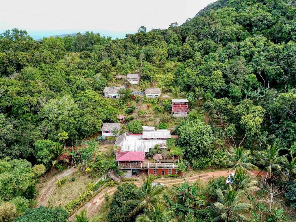 Le relais forestier représente une belle halte à faire lorsque l'on va plonger à Mayotte